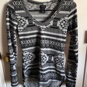 Rue 21 Long-Sleeved Top